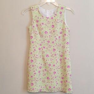 My Michelle Girl's Sleeveless Dress
